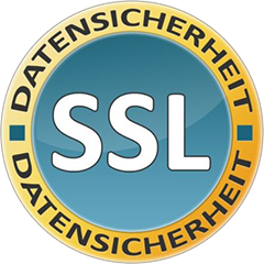 Shop Geprüfte SSL Verbindung