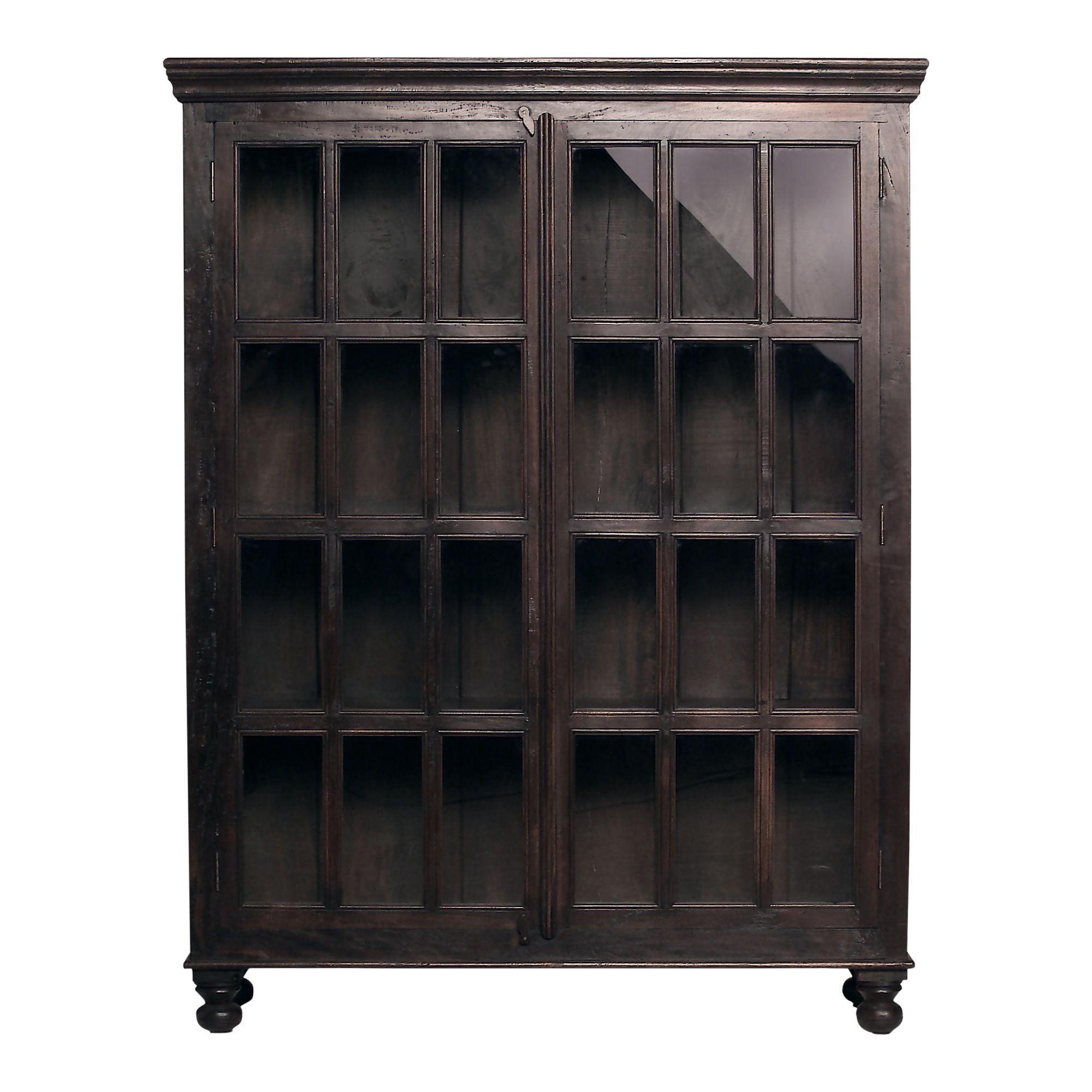 testshop schrank bibliothek cabinet. Black Bedroom Furniture Sets. Home Design Ideas